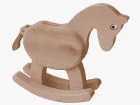 kinderspardose pferd aus holz. Black Bedroom Furniture Sets. Home Design Ideas